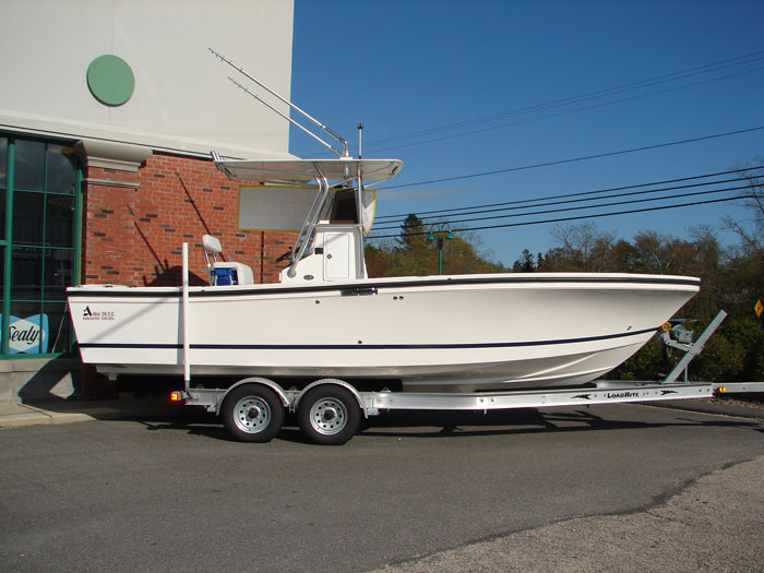 Albin 26 Center Console Price: $79900.00